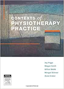 contexts of physiotherapy practice pdf