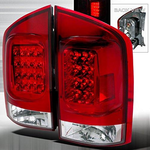 Nissan Armada Diamond (Nissan Armada Se Le Sport Utility Led Red/Clear Tail)