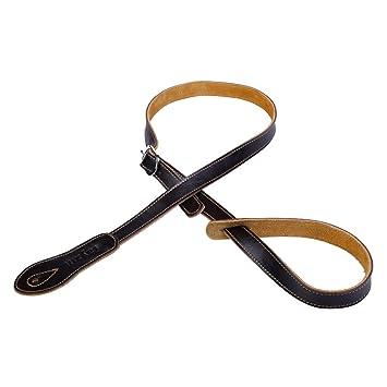 Braun Leder Gurt für Mandoline