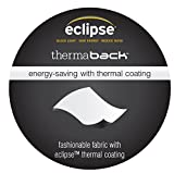 ECLIPSE Blackout Curtains for Bedroom - Corinne