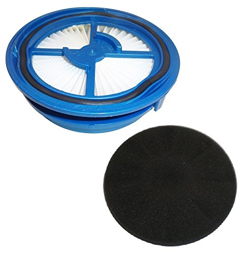 Best Vacuum Filter Brand Designed to fit Bissell Symphony 1132 Filter for All-in-One Vacuum & Steam Mop Replaces Part # 1603520 Designed