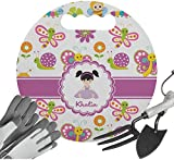 RNK Shops Butterflies Gardening Knee Cushion (Personalized)