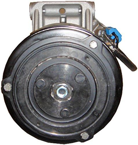 BEHR HELLA SERVICE 8FK 351 135-811 Compresor, aire acondicionado: Amazon.es: Coche y moto