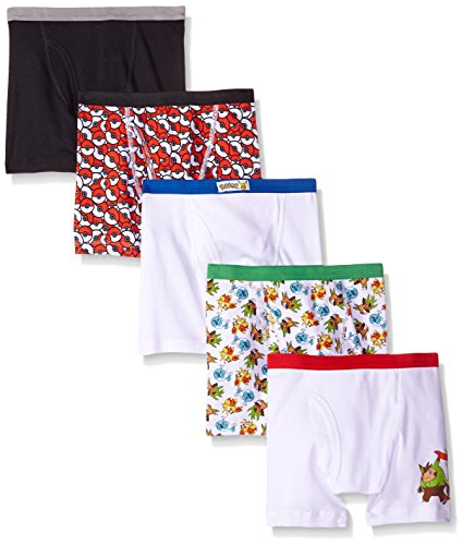 Handcraft-Big-Boys-Pokemon-Boxer-Briefs-Pack-of-5