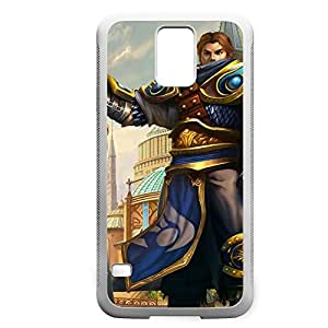 Garen-001 League of Legends LoL For Case Samsung Note 3 Cover - Hard White