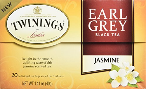 Twining Tea Earl Grey Jasmine, 1.41 oz