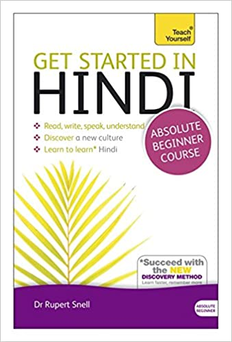 Get Started in Hindi Absolute Beginner Course: The essential ...
