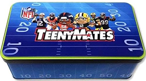 Party Animal Teenymates NFL Series 6 Collector Tin 6 by Party Animal