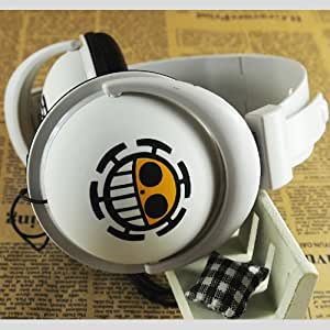 Headphone Over Ear with Anime Fate One Piece