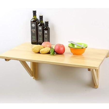 Tavolo Ribaltabile Da Parete Cucina.Tavoli Da Parete Cucina Pieghevole In Legno Facile Da Installare