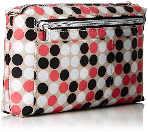 It Women��s Picard Multicolour Cross Dots Body Switch Bag FEcc6