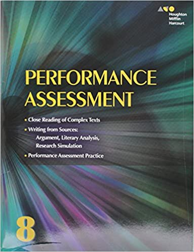 Collections performance assessment student edition grade 8 collections performance assessment student edition grade 8 1st edition by houghton mifflin fandeluxe Gallery