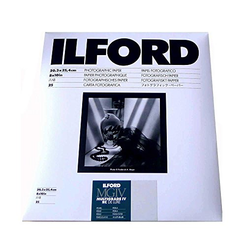 ilford resin coated - 8