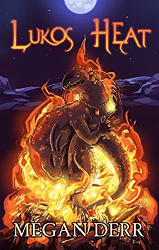 book cover of Lukos Heat