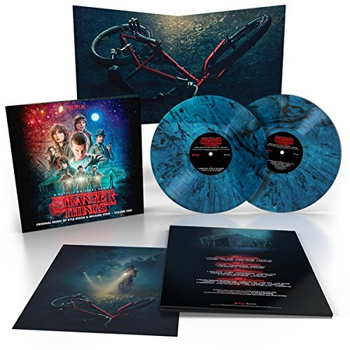 Vinilo : Kyle Dixon & Michael Stein - Stranger Things 1 (netflix Original Series Soundtrack) (2PC)