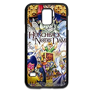 Hunchback Notre Dame Scratch Case Cover For Samsung Galaxy S5 - Vintage Cover
