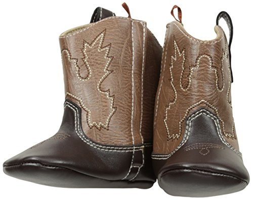 Mud Pie Baby Seasonal Booties, Cowboy, 6-12 Months from Mud Pie