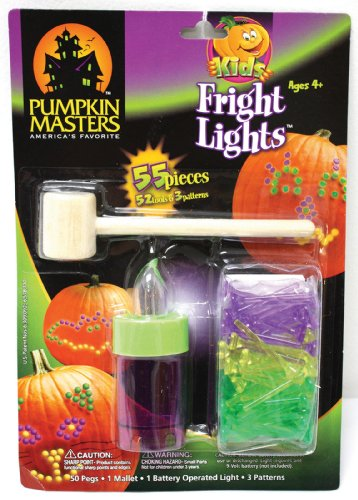 Pumpkin Masters Kid's Fright