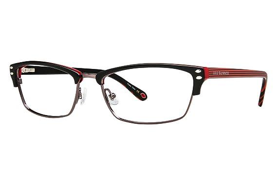 Amazon.com: Lulu Guinness L771 Womens Eyeglass Frames - Black: Clothing