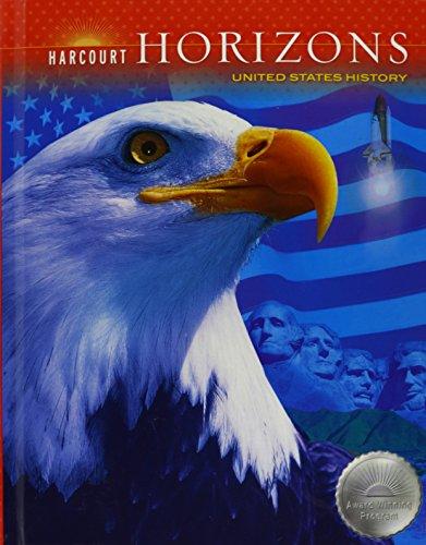 Harcourt Horizons: United States History (Harcourt Horizons World History)