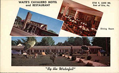 Amazon com: Waite's Cavaliero Motel and Restaurant Erie