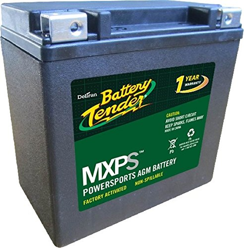 Battery Tender BTMX16-3 power sport AGM ready to install battery
