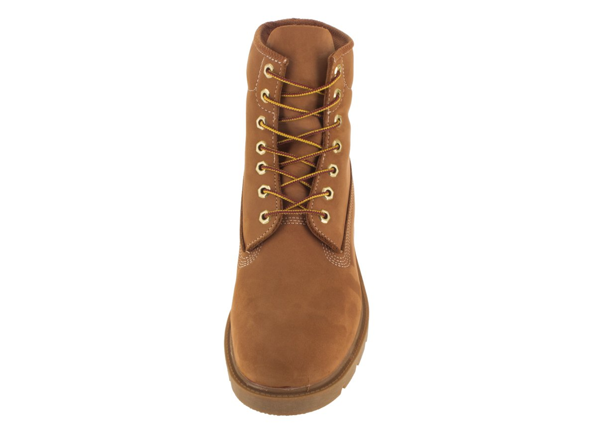 Timberland Men's Six-Inch Basic Boot,Wheat Nubuck,11 M US by Timberland (Image #3)