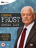 A Touch of Frost - Complete Series 1-15 [DVD]
