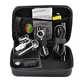 Morpheus Grow Tech Quartz Aromatherapy Oil Electronic - Complete Kit With Portable Bag