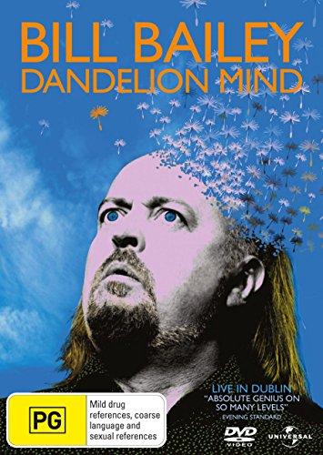 Bill Bailey Dandelion Mind Live in Dublin DVD