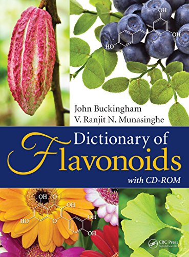 Dictionary of Flavonoids with CD-ROM Pdf