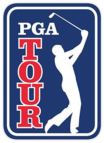 "Golf PGA Tour sticker decal 4"" x 5"""