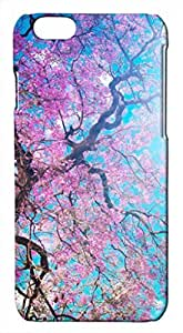 Generic Beautiful Cherry Blossoms Tree Branches Hard Case for iPhone 6