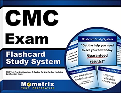 CMC Exam Flashcard Study System: CMC Test Practice Questions ...