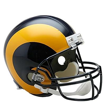 b1ecf65e7230f Los Angeles Rams 81 – 99 producto oficial réplica Throwback Casco de fútbol