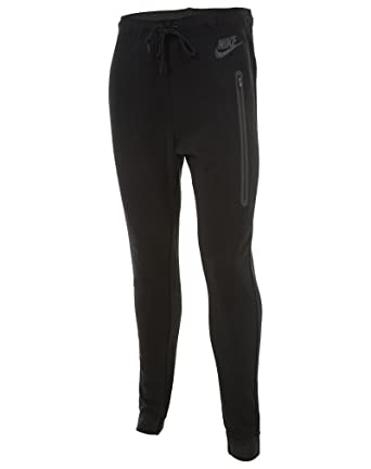 Nike Jogginghose High Tech Fleece Pants Pantalón, Mujer, Negro, L ...