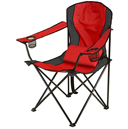 Coleman Oversized Padded Quad Chair - 6