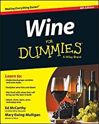 Image of the product Wine For Dummies that is listed on the catalogue brand of Wiley.
