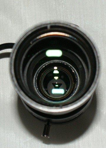 F7M4 - 5-50MM 1/3' LENS IR CCTV, BOX CS/C-MOUNT CAMERA WITH AUTO-IRIS VARI-FOCAL 50mm Varifocal Auto Iris Lens