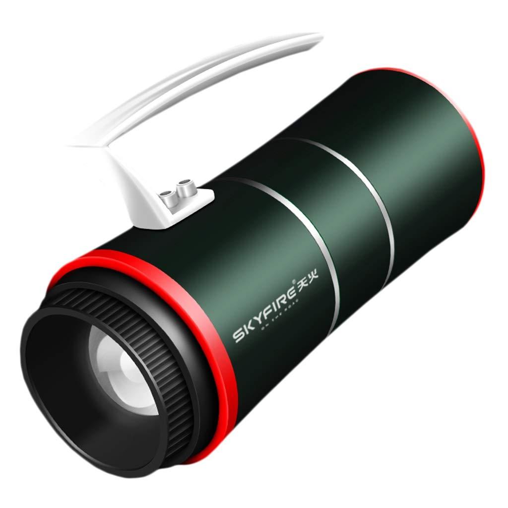 YROD light Licht Fischen, Suchscheinwerfer Scheinwerfer Nacht Camping Super Hell Notfall Tischlampe Multifunktion Laternen Xenon Blendung Taschenlampe (Farbe    1)
