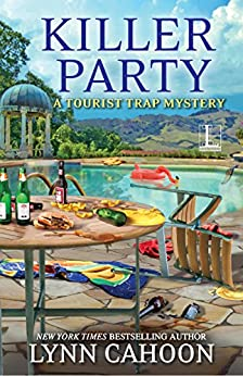 Killer Party (A Tourist Trap Mystery) by [Cahoon, Lynn]