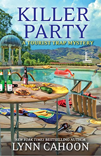 Killer Party (A Tourist Trap Mystery Book -