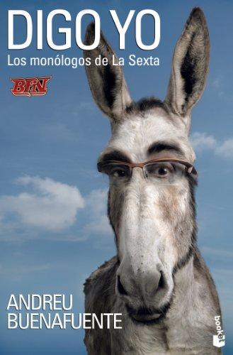 Descargar Libro Digo Yo Andreu Buenafuente