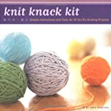 img - for Knit Knack Kit by Kris Percival (2003-09-02) book / textbook / text book