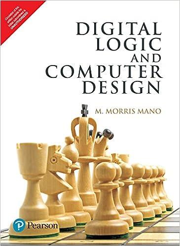 Digital Logic Design Book By Morris Mano Pdf
