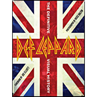 Def Leppard: The Definitive Visual History book cover