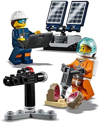 LEGO City 60225 Rover-Testfahrt mit 2 Minifiguren