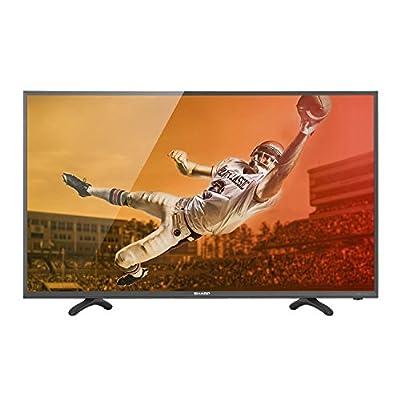 "Sharp AQUOS 50"" Black 1080p LED HDTV"