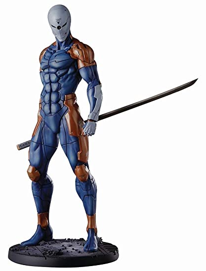 GECCO Estatua Cyborg Ninja,30cm. Metal Gear Solid: Amazon.es ...