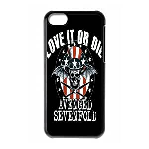 Avenged Sevenfold For iPhone 5C Phone Cases GCD16434